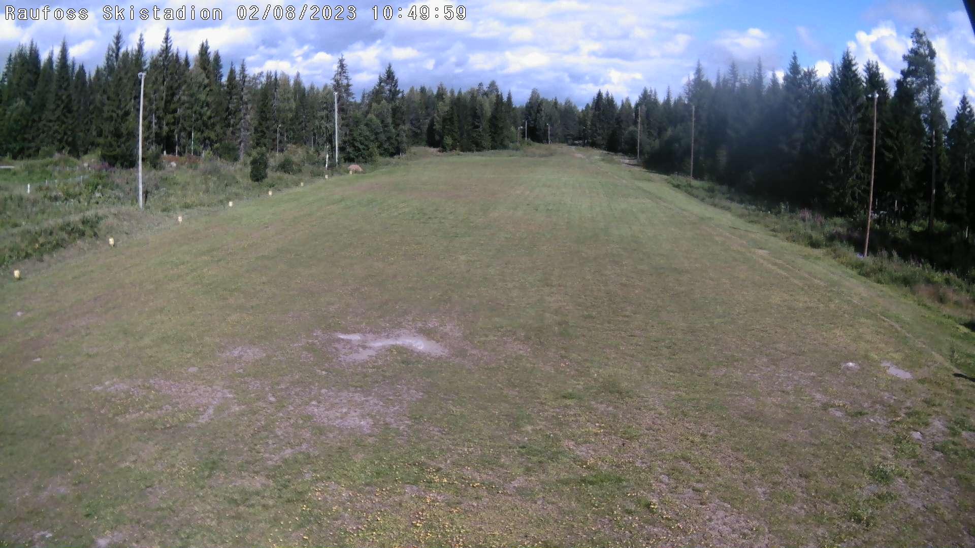 Webkamera Skistadion